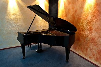 Flügel Tonstudio Blue Acoustics